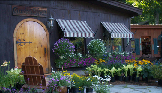 New Hampshire NH Garden Shop Garden Center Gift Shop